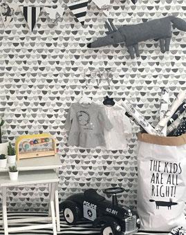 På bloggen: Barnrumsinspiration