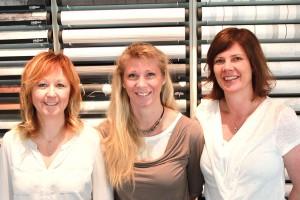 Beatrice, Johanna & Linda - Order & Inköp