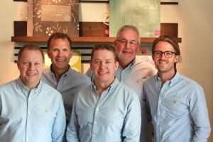 Bengt, Tomas, Jörgen, Timo & Per - Säljare