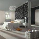 Flair tapeter sovrum midbec blad tapetnyheter