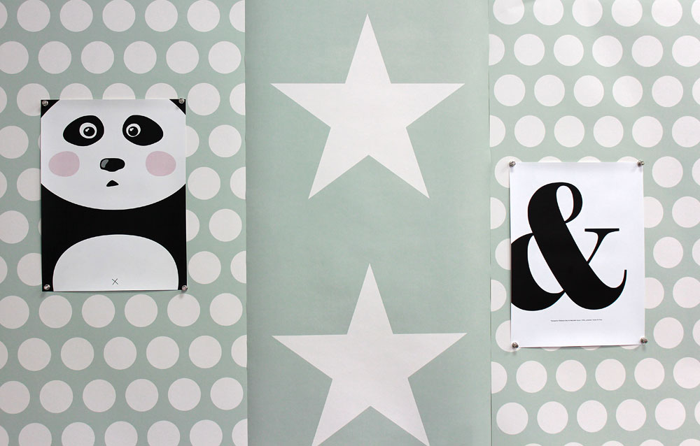Desenio posters - Panda &