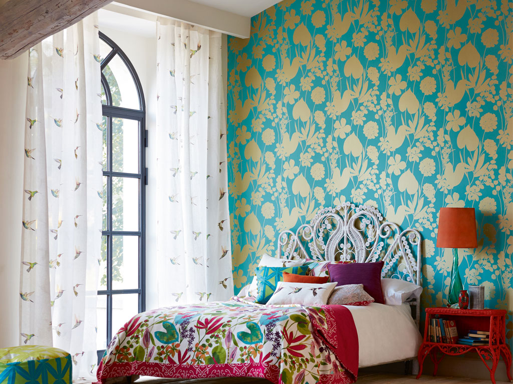 Bedroom Inspirations Sovrumstapet Midbec Tapeter