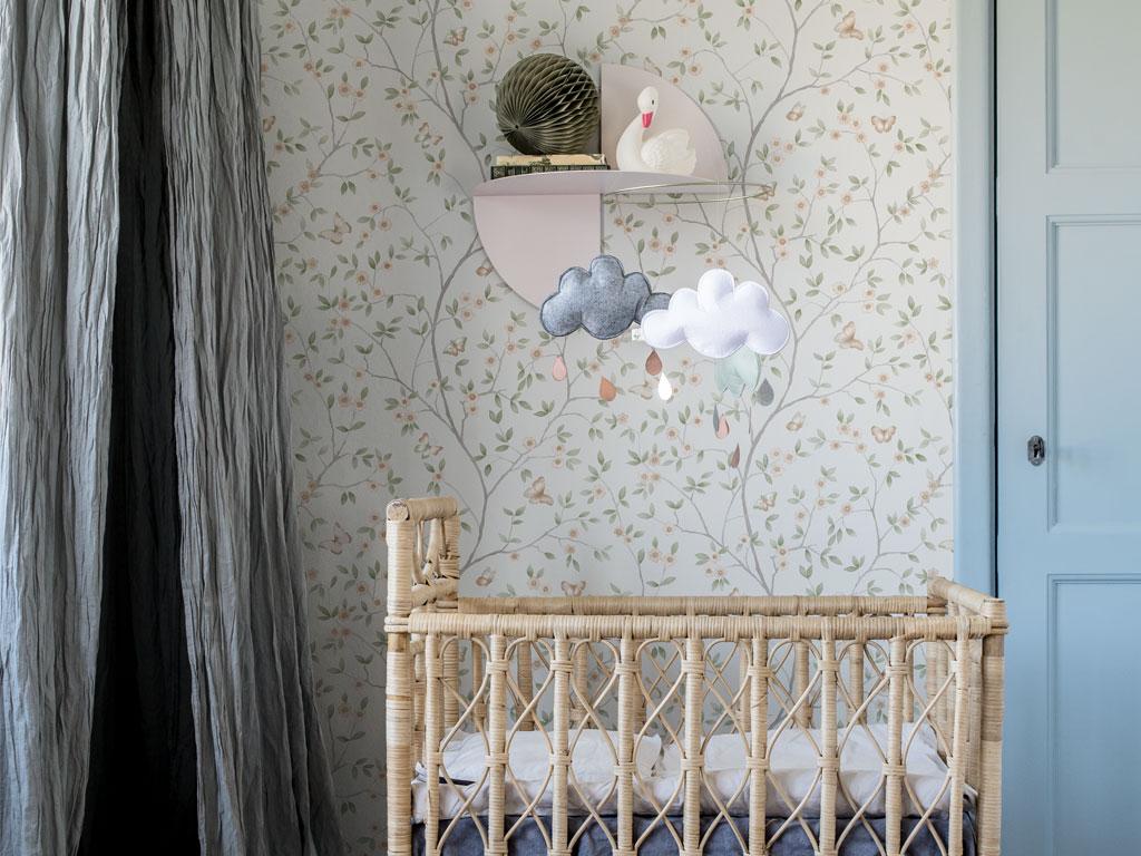 Blomstermåla-barnrum-tapeter-barntapeter-midbec