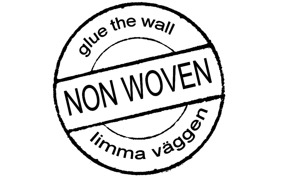 Non-woven-loggan-limma-vaggen-midbec-tapeter