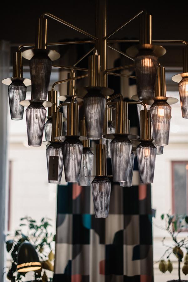 inspireras av belysning taklampa midbec tapeter