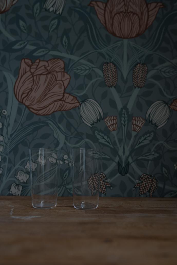 fotoskola bildkomposition antal glas filippa midbec tapeter