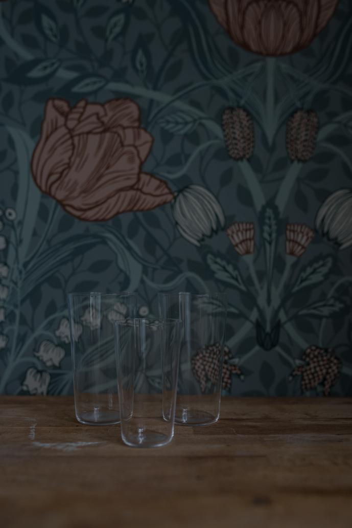 fotoskola bildkomposition antal glas midbec tapeter