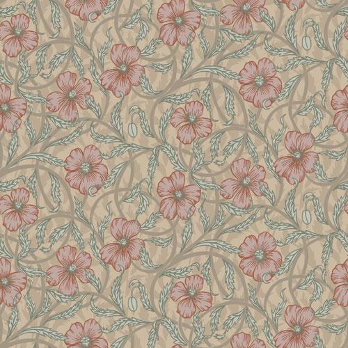 Tapetsera dina väggar med blommor Lyckebo 28026